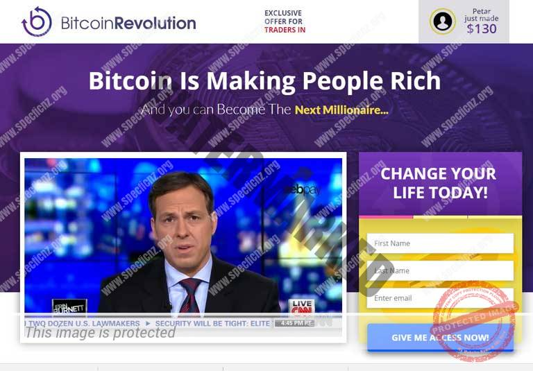 Bitcoin Revolution Kokemuksia