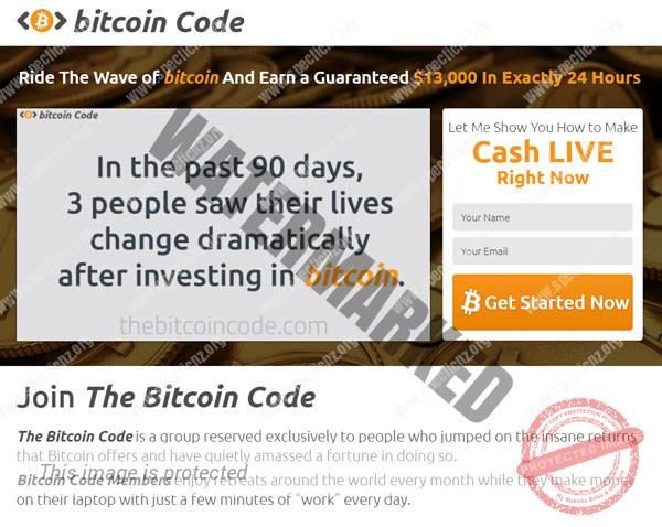 Bitcoin Code Handelen Ervaringen