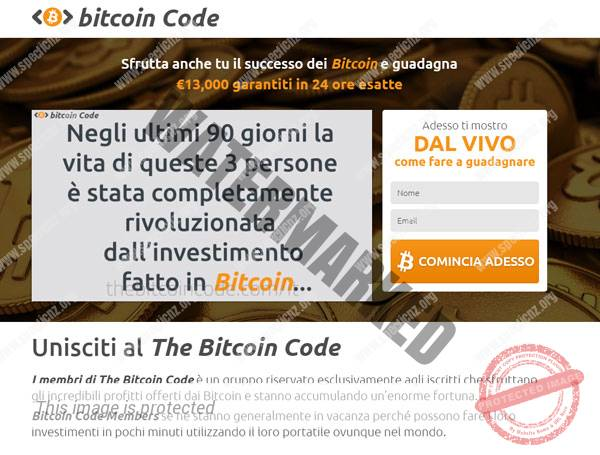 Bitcoin Code Recensioni
