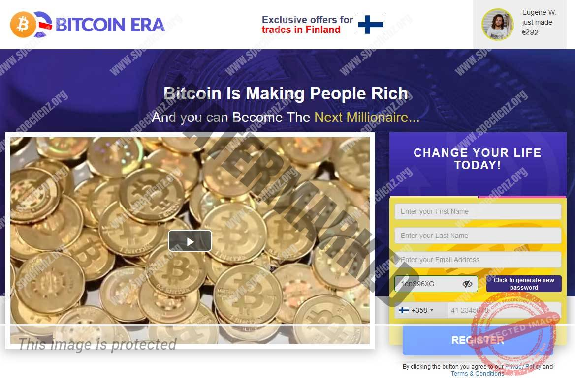 Bitcoin Era Kokemuksia