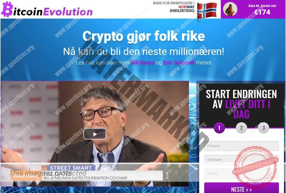 Bitcoin Evolution Erfaringer