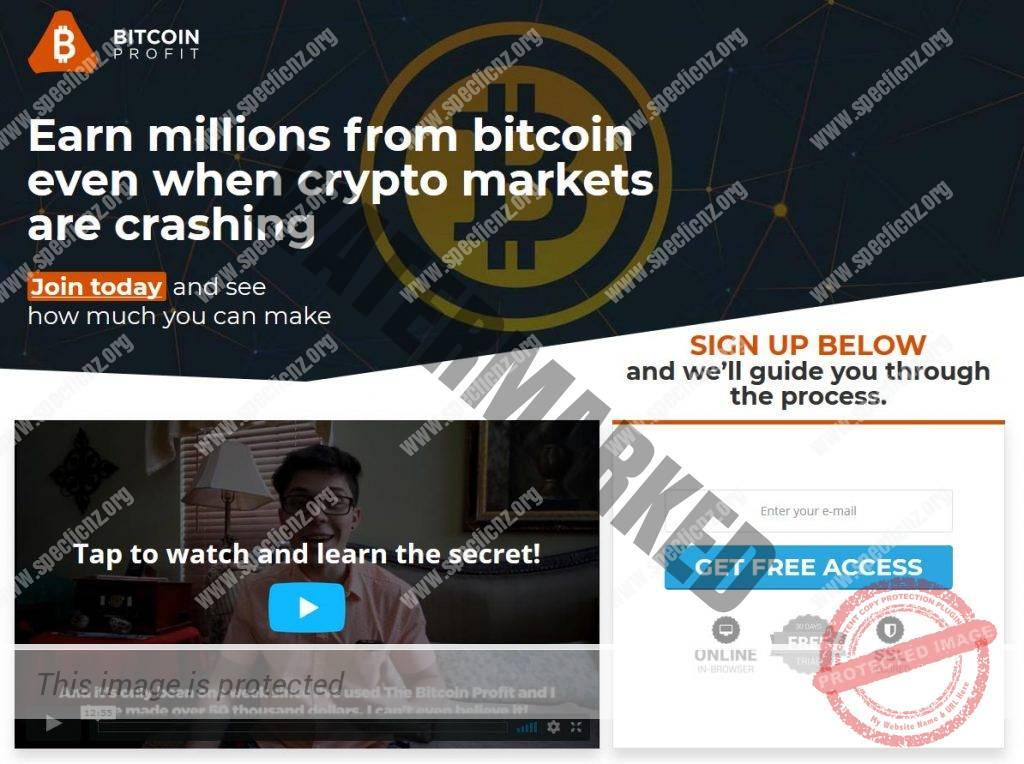 Bitcoin Profit Revisão