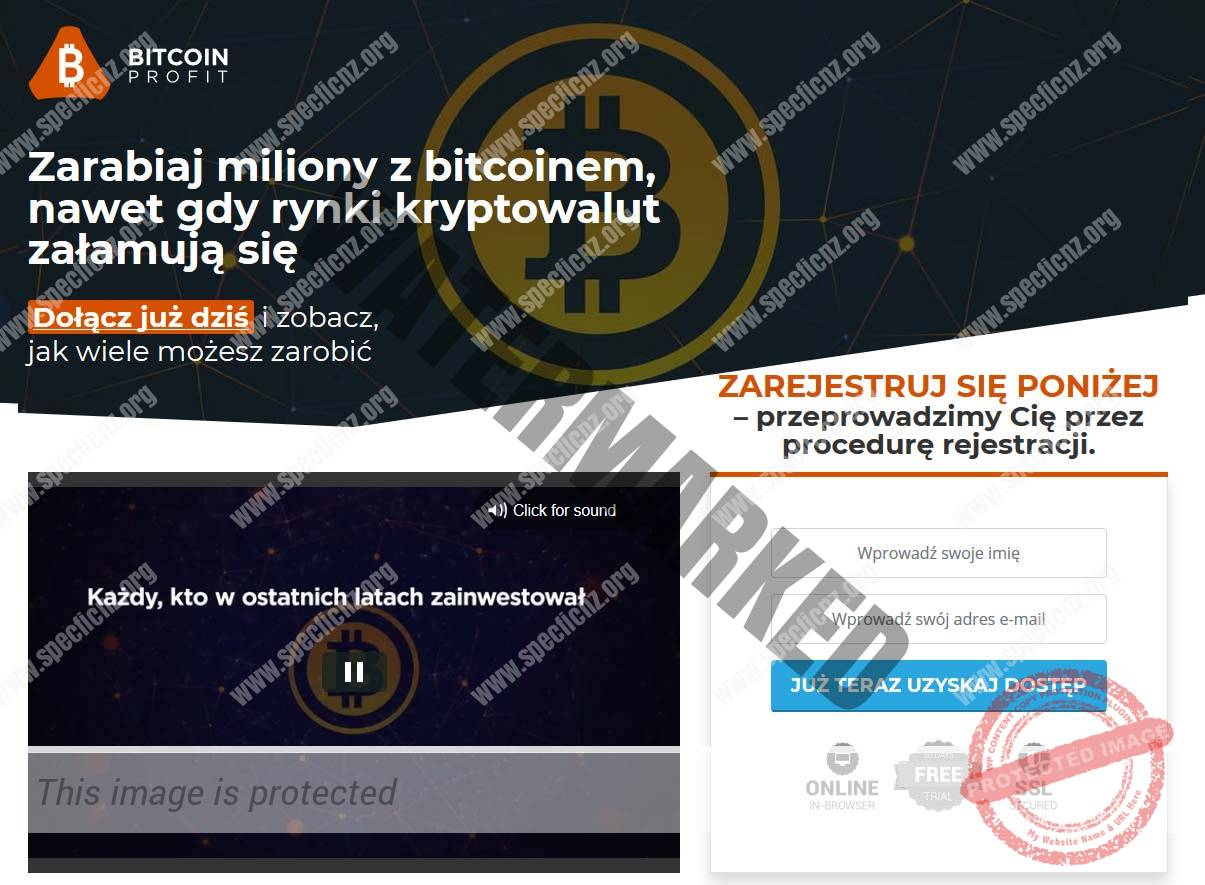 Bitcoin Profit Platforma