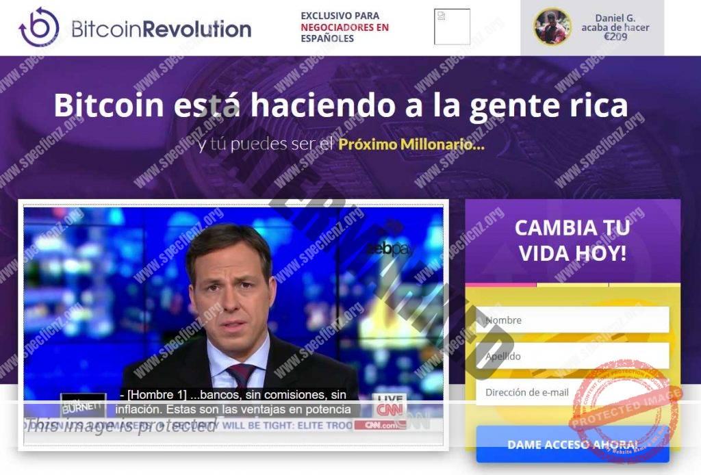 Bitcoin Revolution ¿Broker Confiable y Seguro?