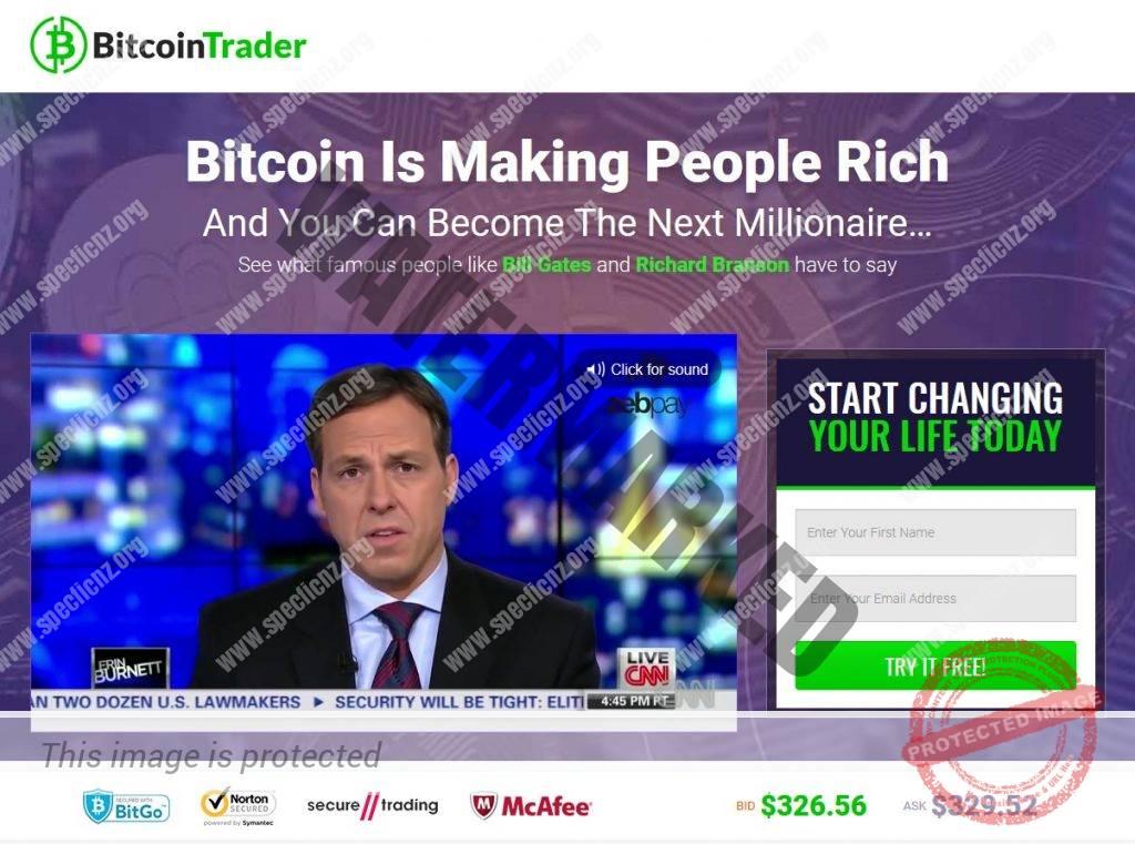 Bitcoin Trader Erfaringer