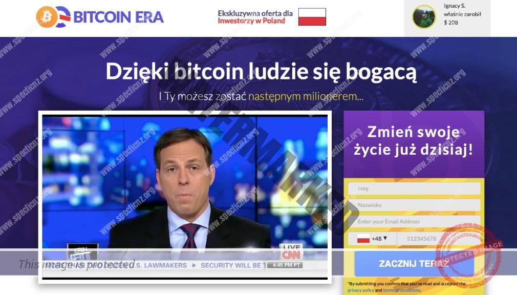 Bitcoin Era Platforma