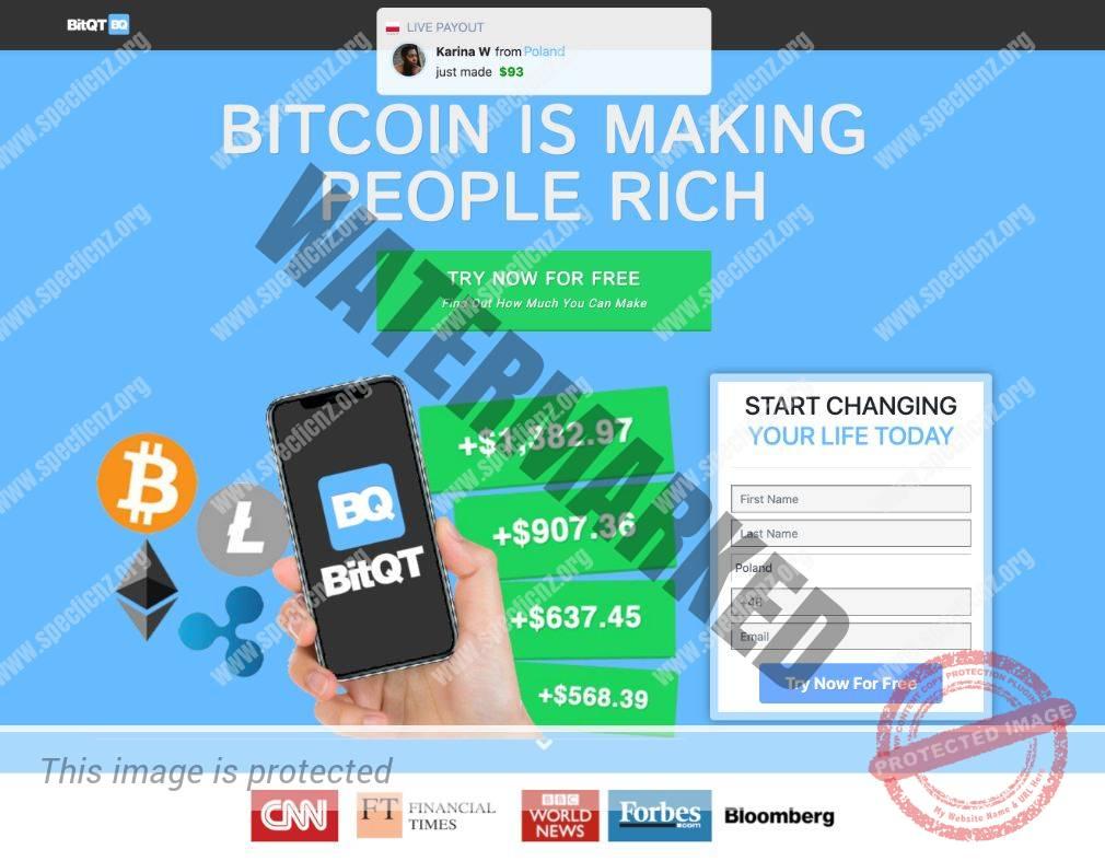 BitQT Platforma