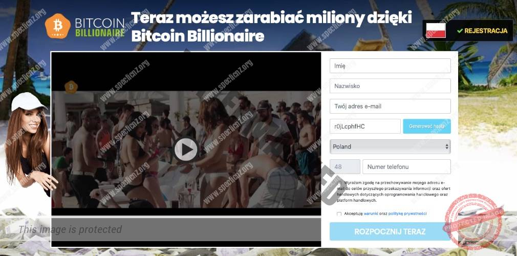 Bitcoin Billionaire Platforma
