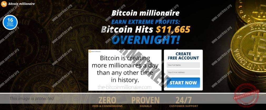 Bitcoin Millionaire Platforma
