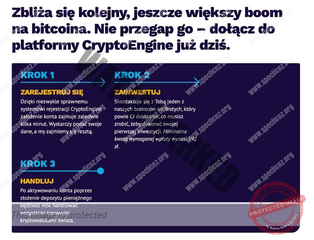 Crypto Engine otworzyć konto