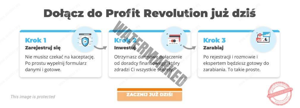 Profit Revolution otworzyć konto