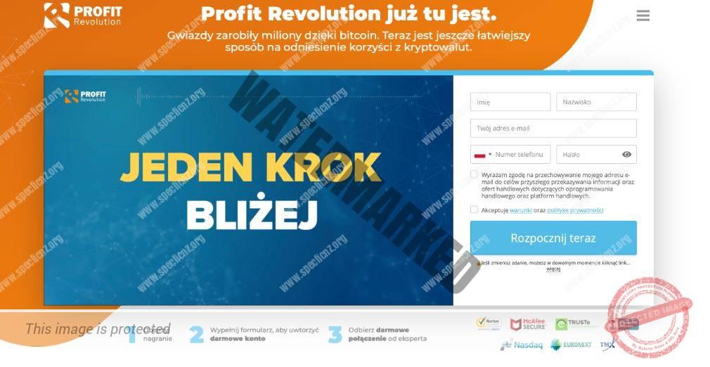 Profit Revolution Platforma