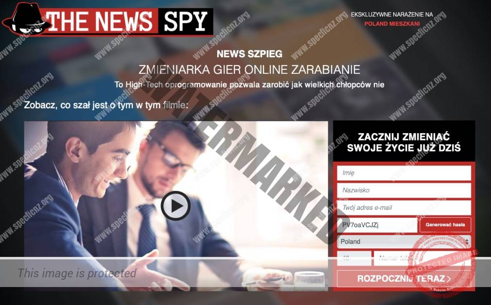 The News Spy Platforma