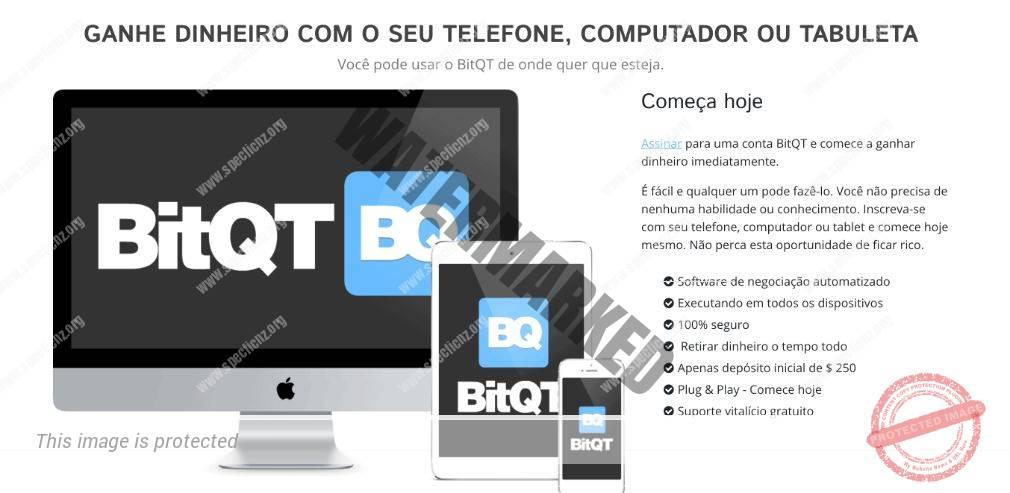 BitQT  Dispositivos disponíveis
