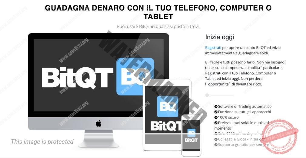 BitQT benefici