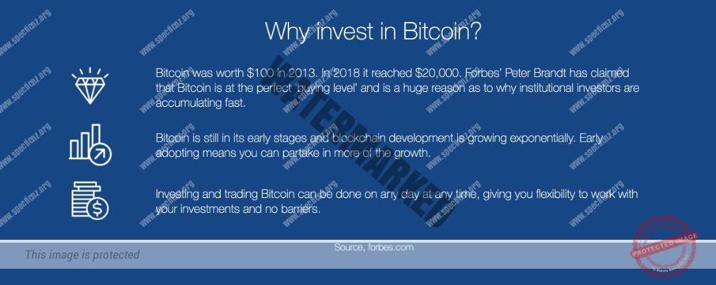 Bitcoin Bank hyötyjä