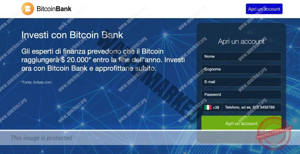 Crypto Bank Recensioni