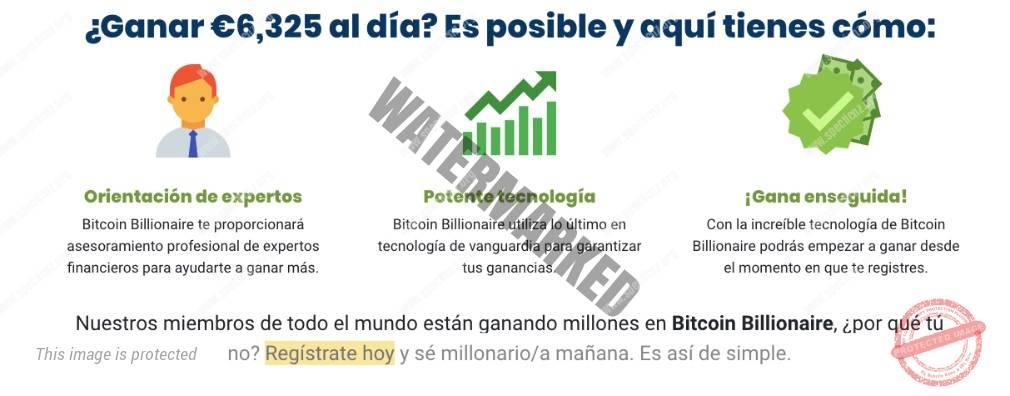 Bitcoin Billionaire éxito