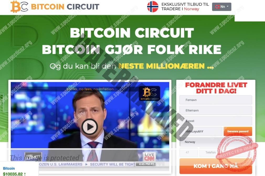 Bitcoin Circuit Erfaringer