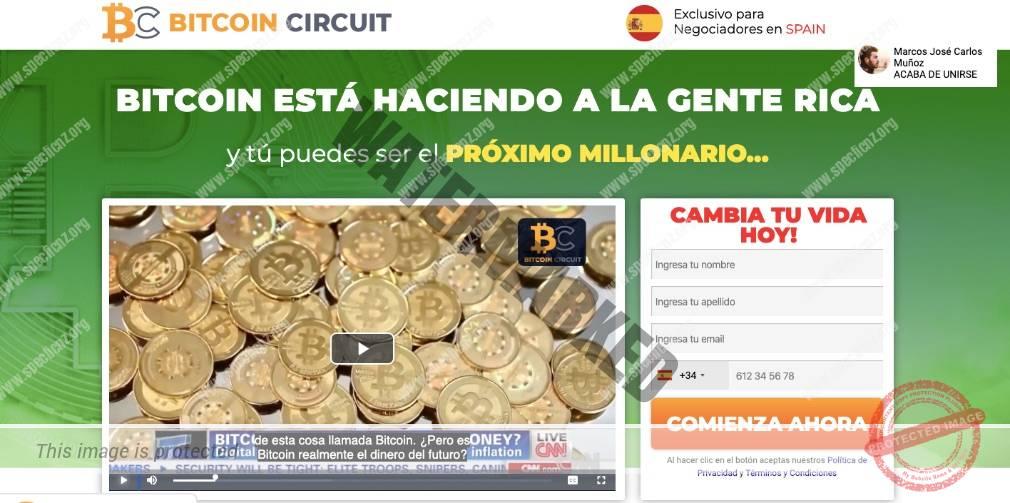 Bitcoin Circuit ¿Broker Confiable y Seguro?