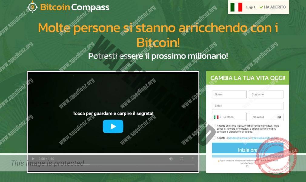 Bitcoin Compass Recensioni