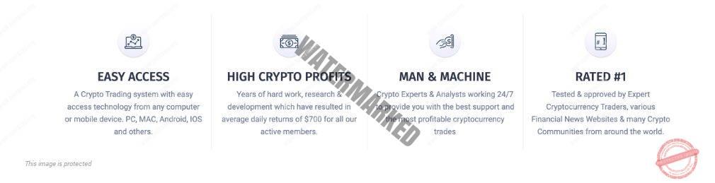 Bitcoin Fast Profit benefits