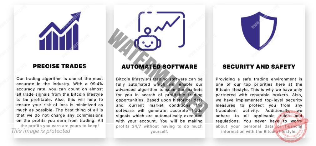 Bitcoin Lifestyle benefits