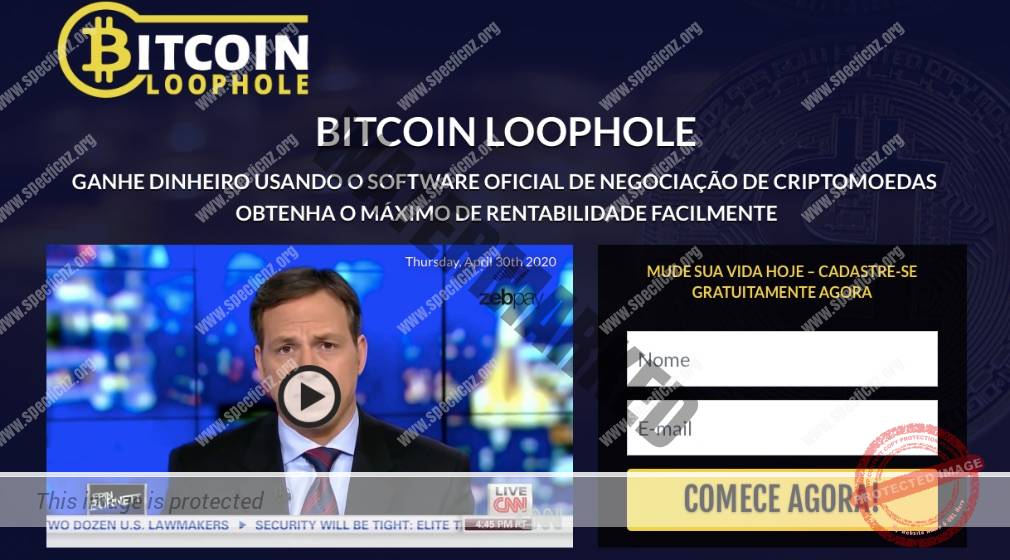Bitcoin Loophole Revisão
