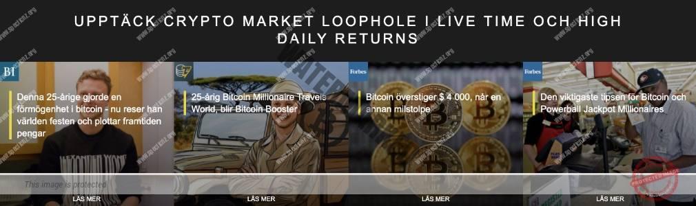 Bitcoin Loophole användare