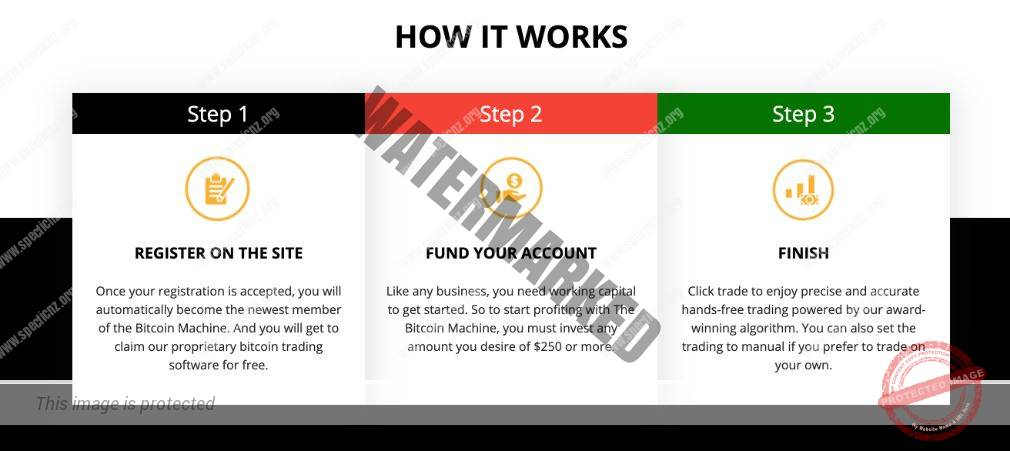 Bitcoin Machine how to get started