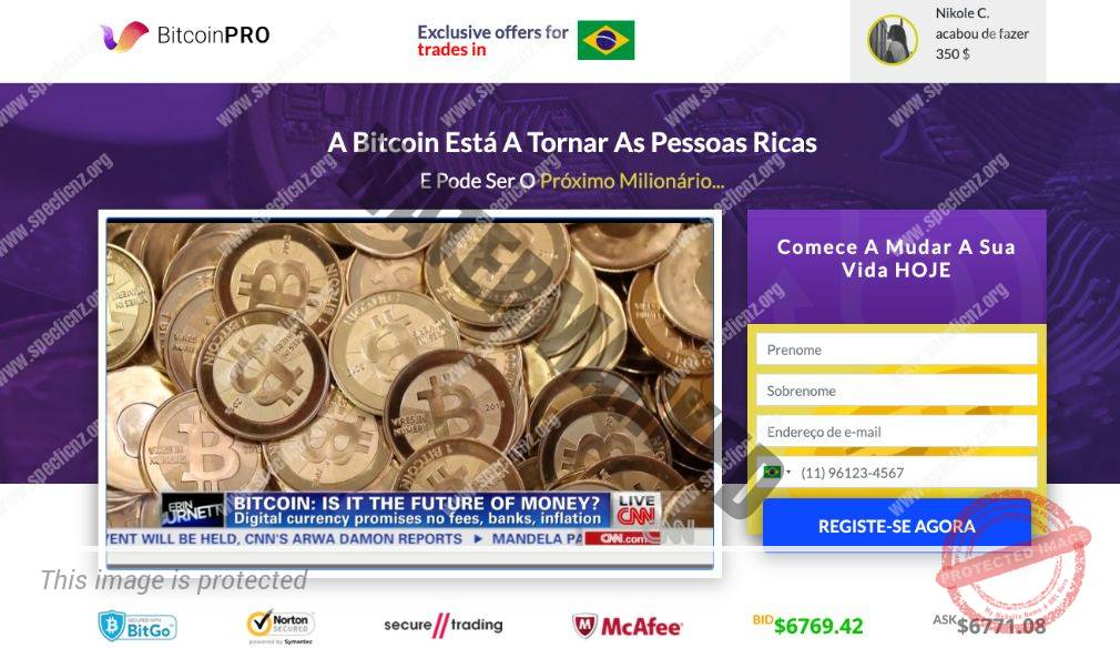 Bitcoin Pro Revisão