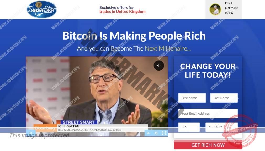 Bitcoin Superstar Handelen Ervaringen