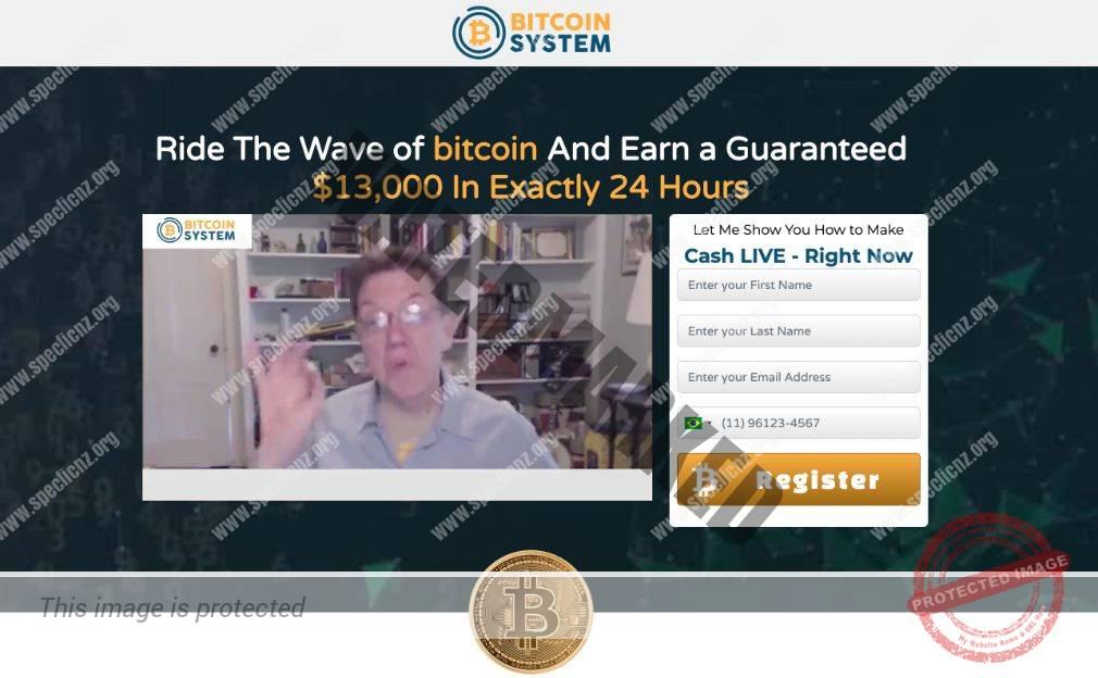 Bitcoin System Revisão