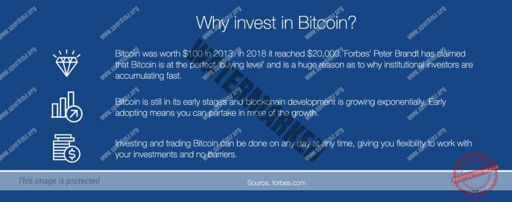 Bitcoin System why invest in Bitcoin