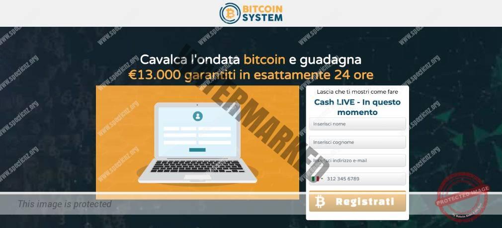 Bitcoin System Recensioni