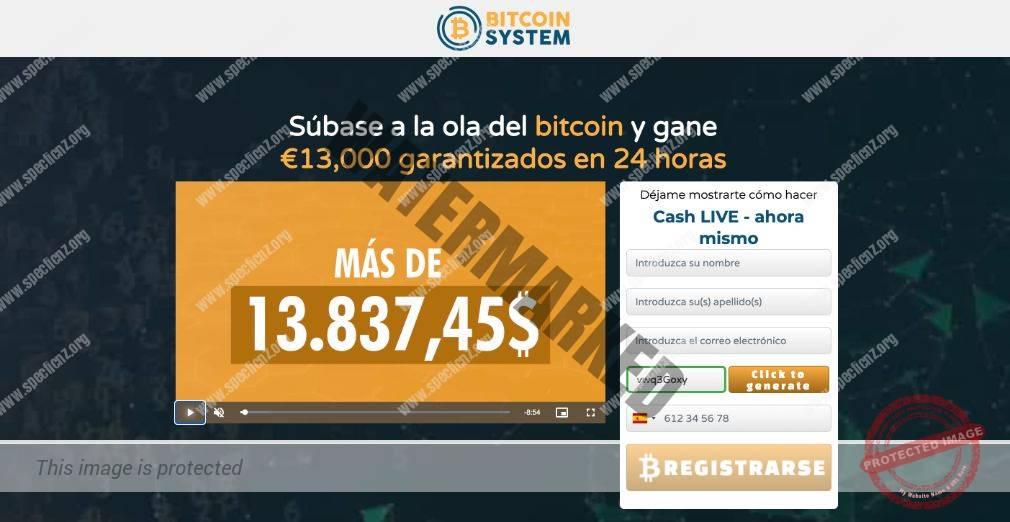 Bitcoin System ¿Broker Confiable y Seguro?