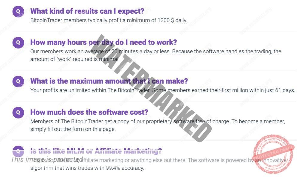 Crypto Trader FAQ