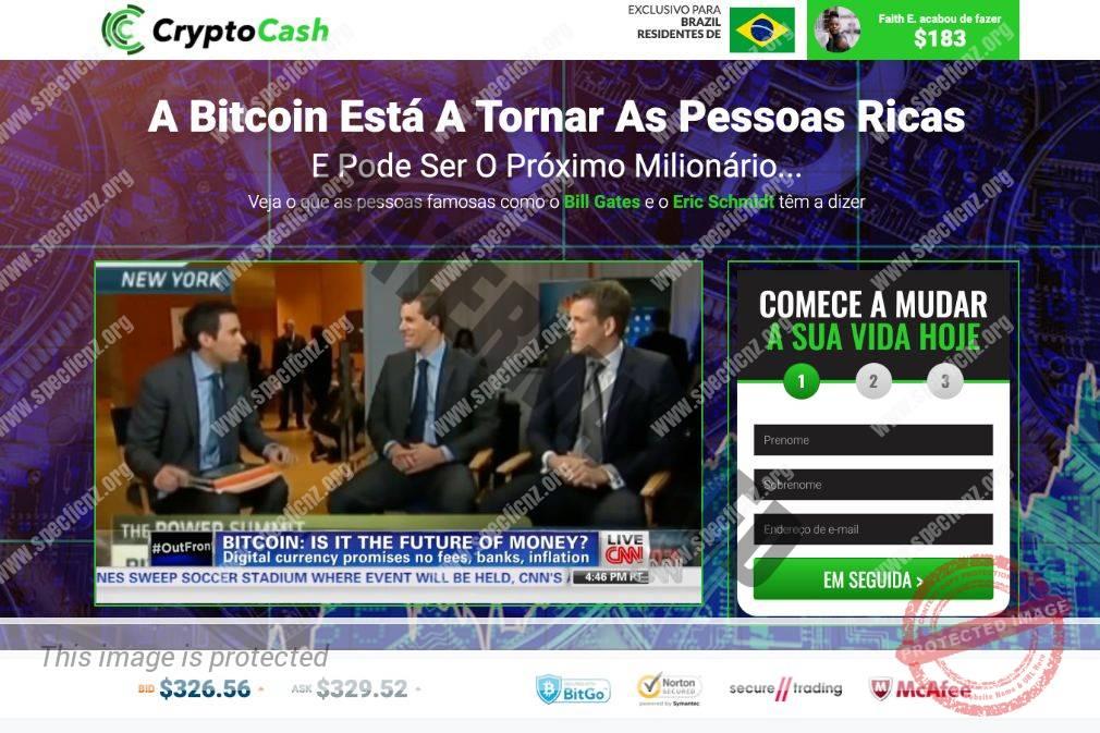 Crypto Cash Revisão