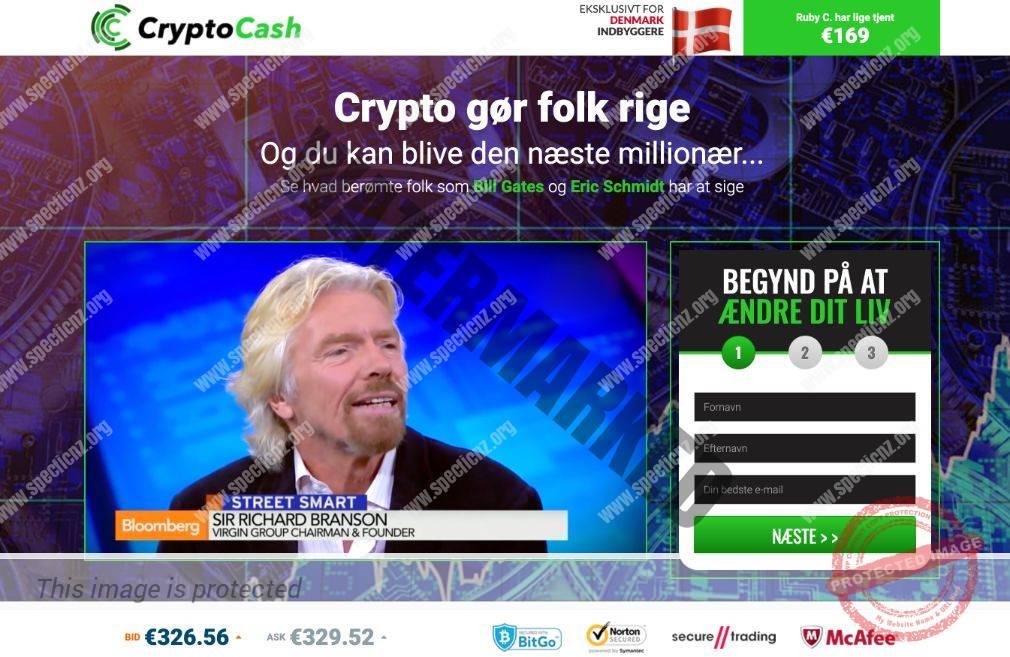 Crypto Cash Erfaringer