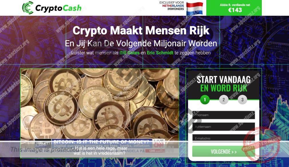 Crypto Cash Handelen Ervaringen