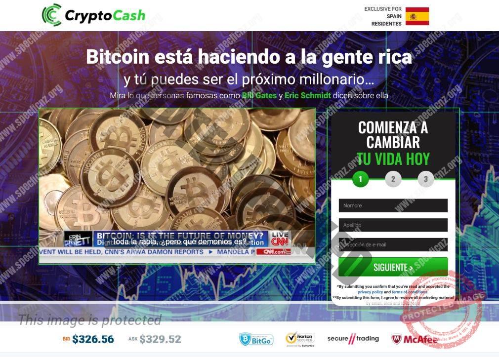 Crypto Cash ¿Broker Confiable y Seguro?