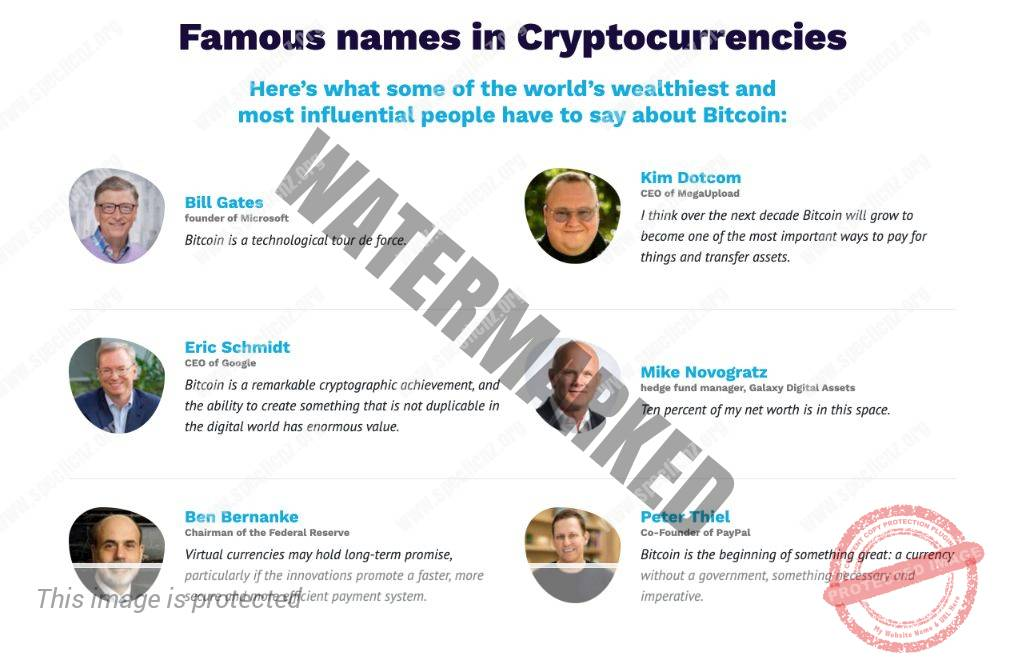 Crypto Engine famous names in trading