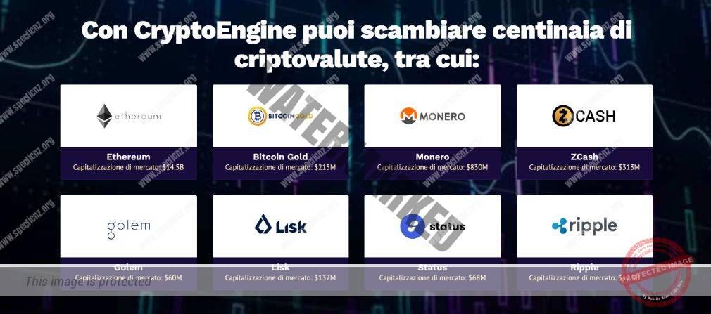 Crypto Engine Valute