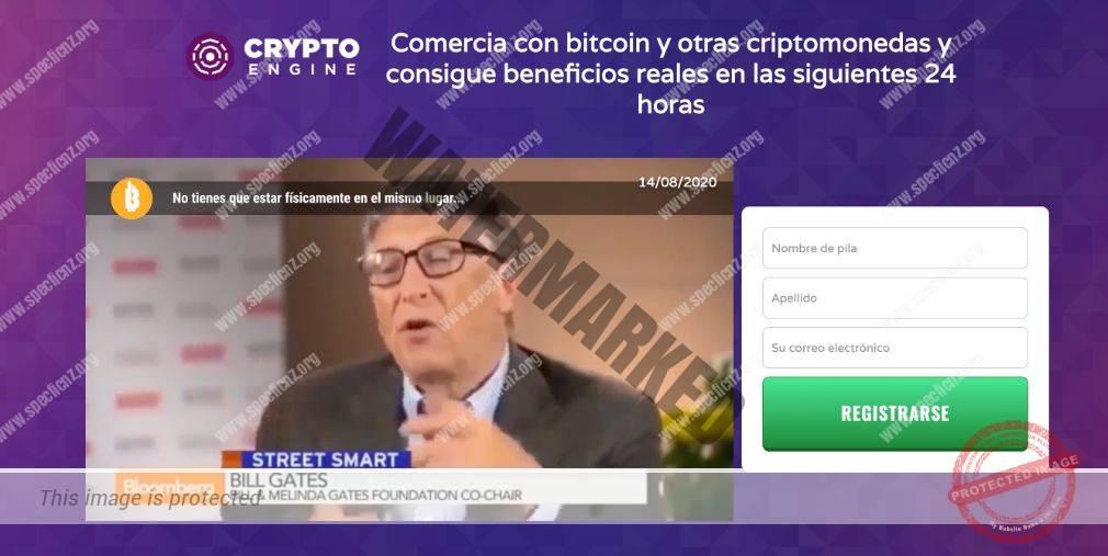 Crypto Engine ¿Broker Confiable y Seguro?