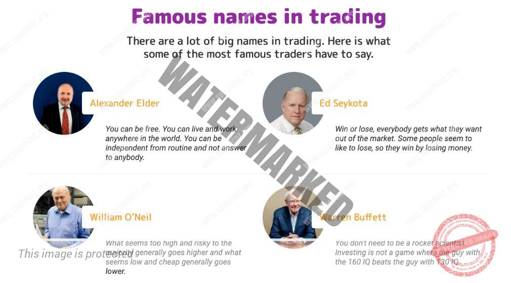 Crypto Profit famous names in trading