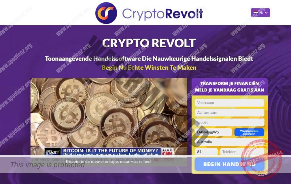 Crypto Revolt Handelen Ervaringen