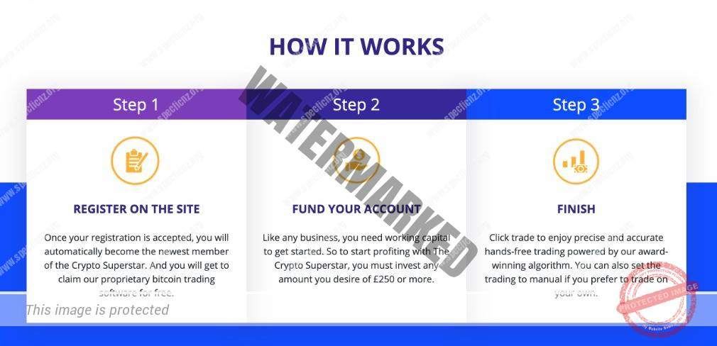 Crypto Superstar how to get started