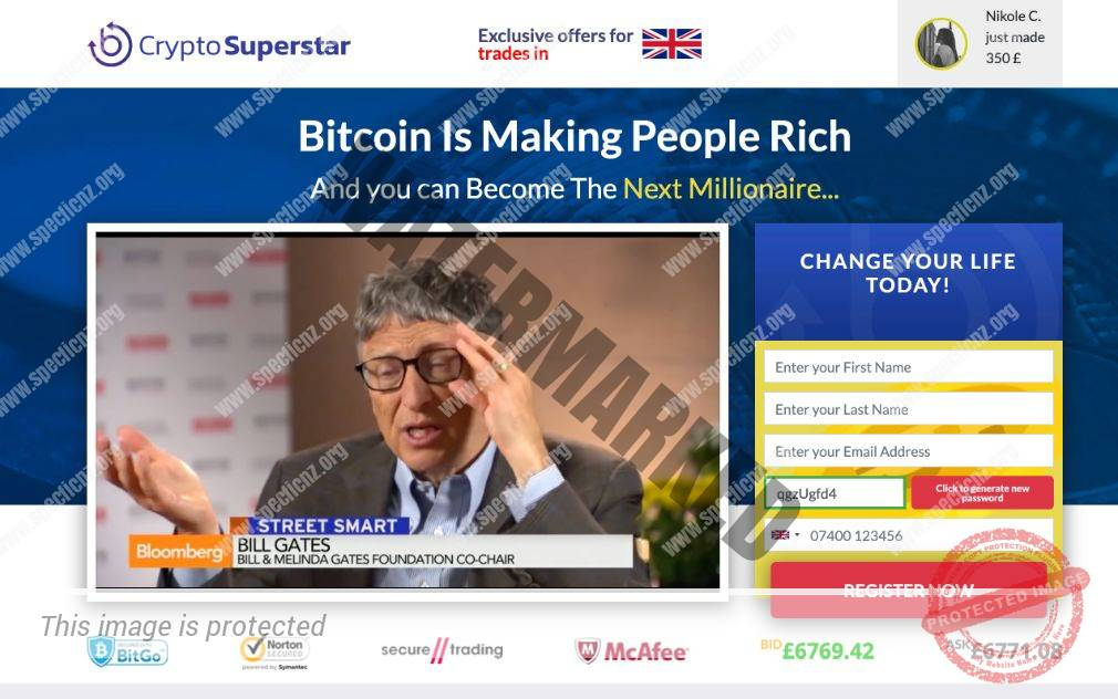 Crypto Superstar Review