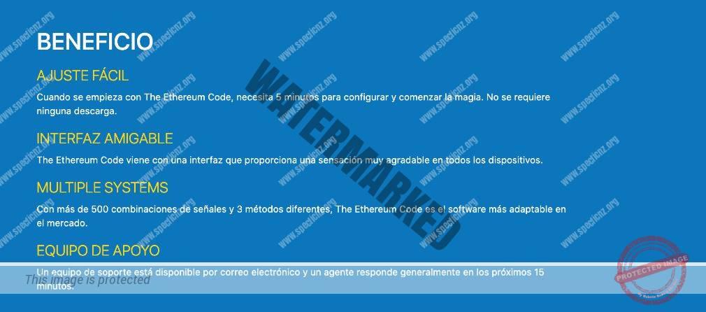 Ethereum Code benefico