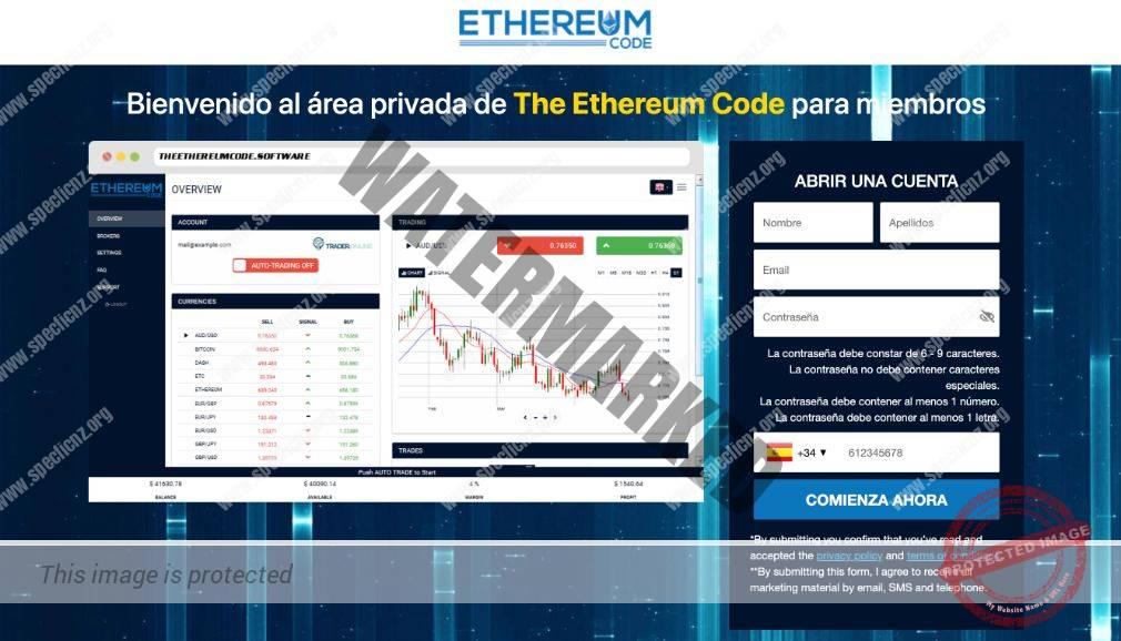 Ethereum Code ¿Broker Confiable y Seguro?